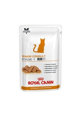 ROYAL CANIN VetCare feline SENIOR STAGE1 12X100 GR