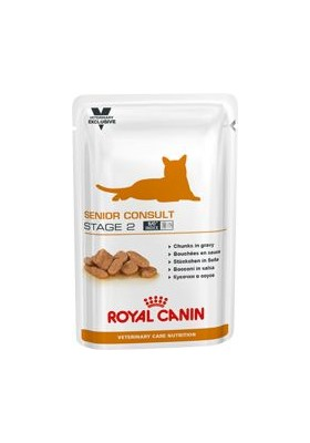 ROYAL CANIN VetCare feline SENIOR CONSULT STAGE2 12X100 GR