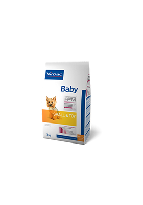 Veterinary HPM chien Baby Small&toy 3KG
