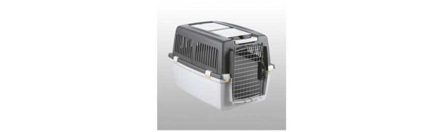 Cage transport compatible normes IATA